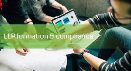 LLP Formation and Compliance